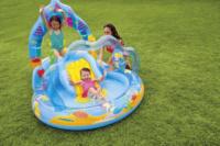 Водный надувной игровой центр Intex 279х160х140 см  (57139)