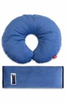 Комплект дорожный для сна Eternal Shield (синий)|escape:'html'