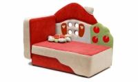 Детский диванчик «Домик красный»|escape:'html'