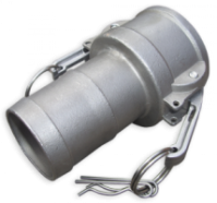 KAMLOK Тип C - На шланг 2« - нерж/сталь|escape:'html'