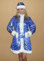 Женский костюм снегурочки escape:'html'