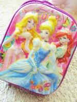 Школьный рюкзак 3d Принцессы escape:'html'
