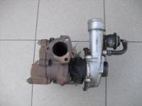Турбина мотора VM36B Крайслер Вояджер 3 Додж Рам Ван 2.5TD