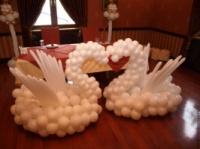 Фигуры «Лебеди из шаров», Донецк|escape:'html'