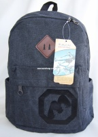 Молодежный рюкзак. Городской рюкзак унисекс. Школьный портфель. РУ15|escape:'html'