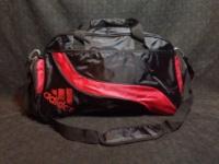 Продам спортивную сумку Adidas sport, черно-красную, новая 260 грн|escape:'html'
