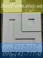 Форма силиконовая для 3D перегородки 094|escape:'html'