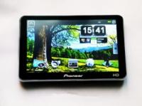 GPS навигатор 5« Pioneer HD - 4Gb+Fm