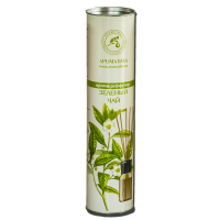 Аромадиффузор в тубусе Ароматика Зеленый Чай, Объем 100 мл|escape:'html'