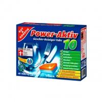 Edeka Power-Aktiv таблетки для посудомоечной машин 40шт.|escape:'html'