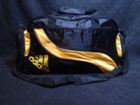 Продам спортивную сумку Adidas sport, желто-черную, новая|escape:'html'
