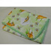 Детское хлопковое одеяло (лето) Мишки Viluta