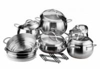 Набор посуды 14 пр. FINE MAJESTIC|escape:'html'