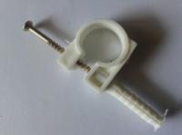 Обойма для труб и кабеля с ударным шурупом D20-22 уп (50шт)|escape:'html'