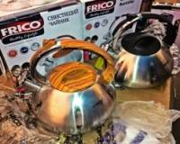 Чайник со свистком FRICO FRU-779, 3 л.