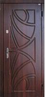 Дверь входная железная МДФ+МДФ