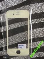 Стекло сенсора для iPhone 4G/ 4S Белого цвета|escape:'html'