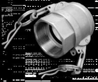 KAMLOK Тип D - РВ 3« - нерж/сталь|escape:'html'