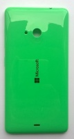 Крышка задняя для Microsoft Lumia 535 зеленая (глянец)|escape:'html'