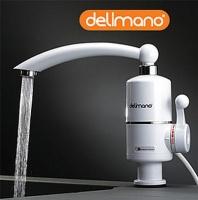Проточный водонагреватель на кран Delimano