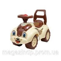 Машинка-каталка Автомобиль для прогулок Бурундук (2315) Код:2112 escape:'html'