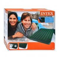 Кровать-матрас туристическая Intex 66929 (152х203х22 см.)