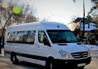 Пассажирские перевозки микроавтобусом Vip класса. 21 посадочное место+ водительское