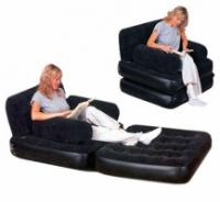 Надувное кресло-трансформер Бествей (BestWay) 67277 escape:'html'