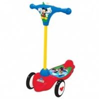 Скутер - МИККИ-МАУС (3 колеса, свет, звук) от Kiddieland - Чудомобили - под заказ