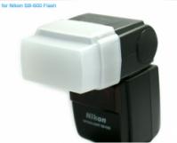 Рассеиватель для вспышки Nikon SB 600 Белый|escape:'html'