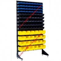 Торговое оборудование стойка для семян с ящиками Арт18/105 СЧЖ