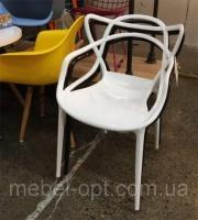 Детское кресло АC-006C Masters Chair Kids, белый пластик, дизайнPhilippe Starck|escape:'html'