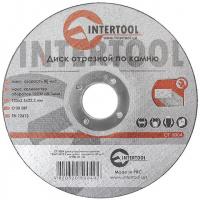 Круг отрезной по камню INTERTOOL CT-5004|escape:'html'