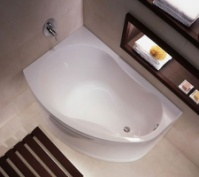 Акриловая ванна Kolo Promise 1700х1100х595 с ножками XWA3270 (Правая)|escape:'html'