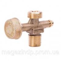 Вентиль для газовых баллонов GS-0005, GS-0008 и горелок INTERTOOL GS-0009 Код:404565946