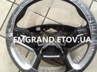 EMGRAND 7 FL 2018 / оригинальный руль многофункциональный , кожа с мультимедиа кнопками