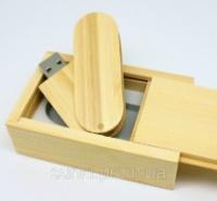 Деревянная флешка в подарочной коробке 8 Гб|escape:'html'