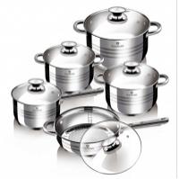 Набор посуды Blaumann BL-1637 10 предметов индукция escape:'html'