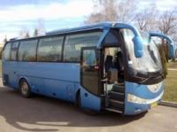 Пассажирские перевозки под заказ из Днепра