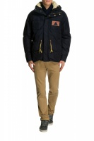 Мужская зимняя куртка Scotch&Soda Dunkelblau Jacke|escape:'html'