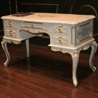 Столик резной Курион для будуара и кабинета в стиле барокко|escape:'html'