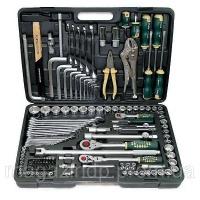 Набор инструментов 142 предмета (6 граней) Force 41421R Код:27955780|escape:'html'