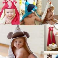 Детское полотенце Зверушки