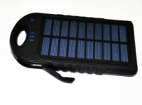 Зарядное устройство Solar Power Bank 40000 mAh прорезиненный корпус escape:'html'