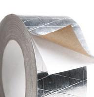 Скотч алюминиевый армированный ALENOR шир. 75 мм дл. 40 м|escape:'html'