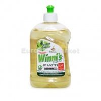 Winnis Piatti Naturel Estratti Di Aloe.Средство для мытья посуды Winni's алое, 500 мл.|escape:'html'