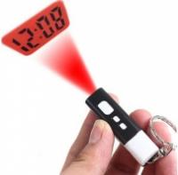 Брелок-проектор цифровых часов с кольцом для ключей|escape:'html'