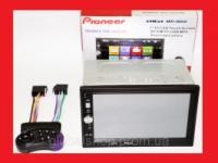 2din Pioneer 7022 CRB Автомагнитола USB+SD+Bluetooth