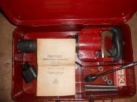 Пистолет монтажный ПЦ-84 б/у обслужен, смазан, состояние идеальное 1997г|escape:'html'