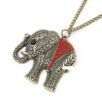 Кулон слон|escape:'html'